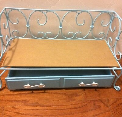 American Girl Doll Bitty Twin Trundle Bed Retired