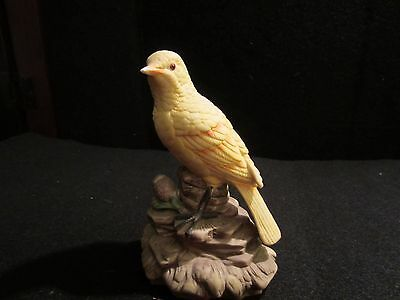 Vintage Royal Crown porcelain bird (figurine) by J Byron