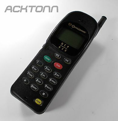 Vintage Collector Qualcomm QCP820 Cell Phone ACKTONN