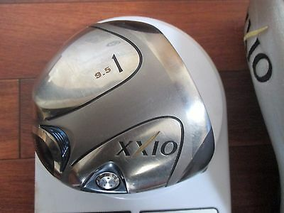 USED DUNROP The XXIO Loft9.5 HEAD ONLY Driver