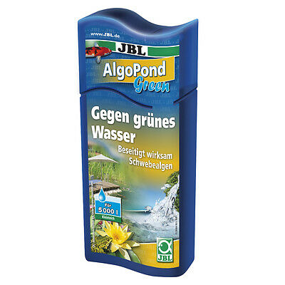 JBL algopond Green - 250 ml - Algae Pond Water Care Pond Water