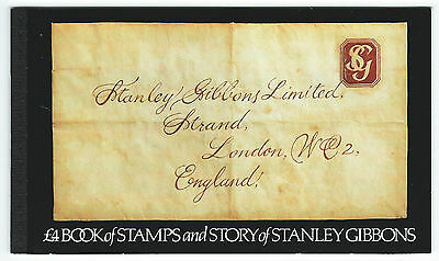 DX3 Story of Stanley Gibbons Prestige booklet