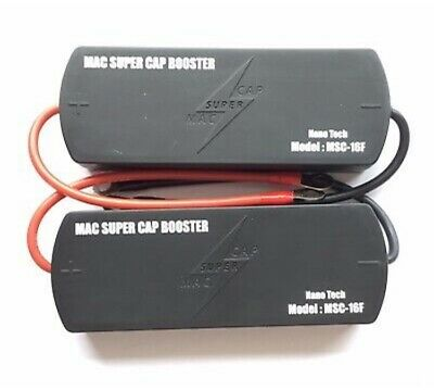 Super Capacitor Battery Booster 16 Farads 16.2V supercapacitor Engine Starting