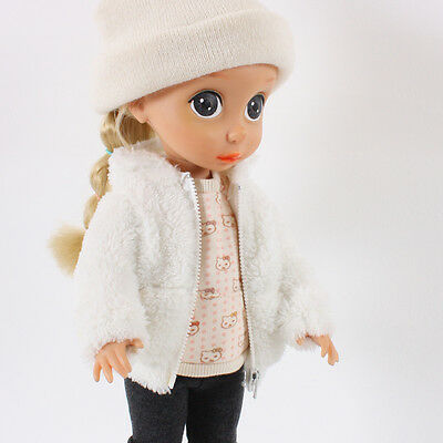 "Disney Baby Doll Clothes Cute Tuque Accessory Clothing Animator/'s 16/"" NO DOLL"