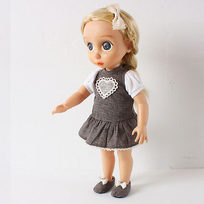 Animator/'s collection Princess 16inch Black Panties Disney Baby Doll Clothes
