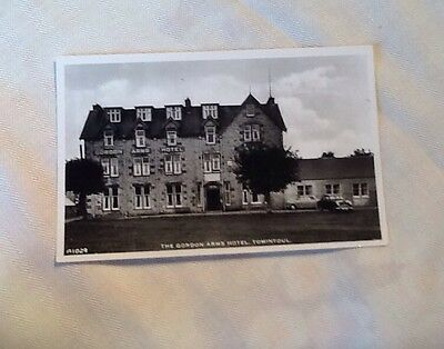 Post Card Of The Gordon Arms Hotel