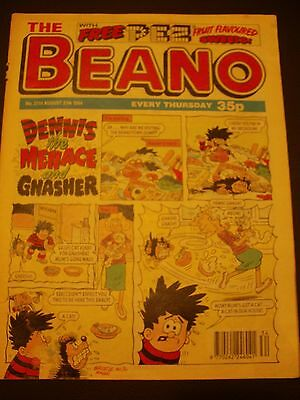 The BEANO Comic, No. 2719, August 27th 1994