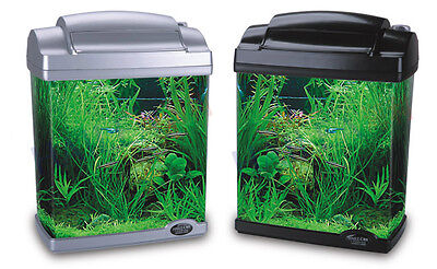 Mini, Nano Aquarium Fish Tank 6 Litre Full Set + Free Food Aquarium Betta Tank