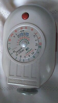 Vintage Wata Light Meter