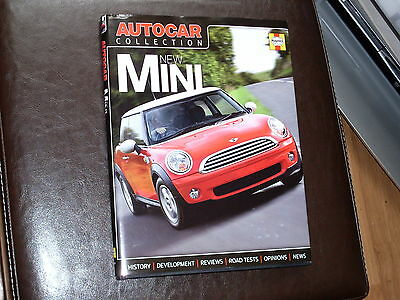 Mini, New Mini,Haynes manual,Autocar,Mini book,Autocar collection,Haynes