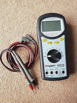 Megger AV0310 Digital Multimeter
