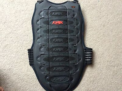 Back Protector Spine Guard For Motorbike