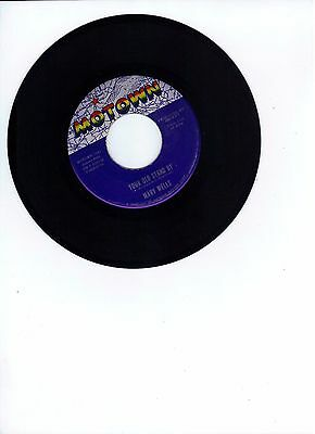 MARY WELLS/Your Old Stand By-Motown 1042