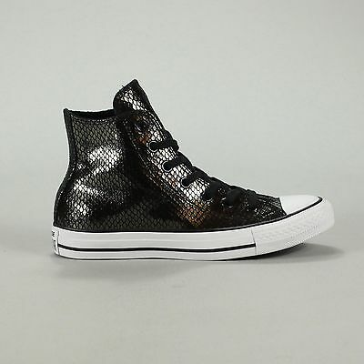 016a0259c4dc CONVERSE CT AS II OX Leather Trainers Black New in box Size UK size ...