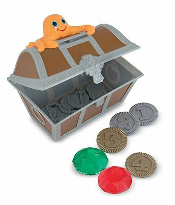 Melissa  Doug Sunny Patch Undersea Treasure Hunt Pool Game With Floating Chest