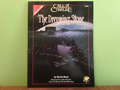 The Dreaming Stone (Call of Cthulhu Dreamlands) | Chaosium 2368