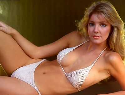 Heather Locklear famous actress picture posing in bathing suit 8x10 photo