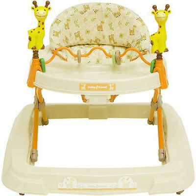 Walker Activity Baby Toddler Toy Infant Learning Adjustable Center Seat Child