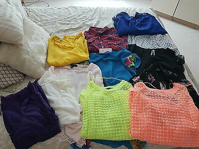 bundle of womens top size 12 to 14