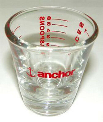 Anchor Hocking Measuring Shot Glass - 1 oz - Glass