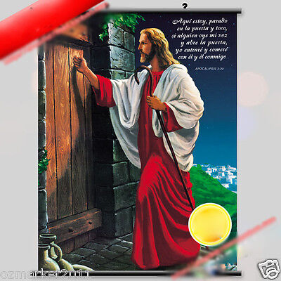 Catholic Church Portrait Jesus Christian Blessed Exquisite Fashion Hang Painting