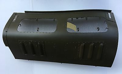 BELL Helicopter 205/UH1D engine cowling German P/N 205-060-807-5006