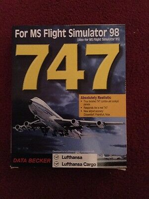 747 MS Flight Simulator