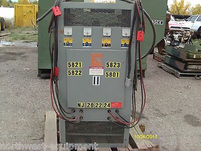 Lamarche battery CHARGER  4 chargers 24 volts forklift pallet jacks electric