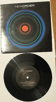 New Order - Blue Monday  1988 ( factory Records Fac 73-7 )