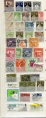 Stamps from Portugal and colonies, nice lot.