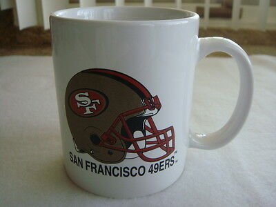 San Francisco 49Ers Coffee Cup