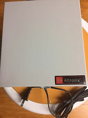 Altronix ALTV 2416 CCTV Camera Power Supply good working cond.FAST FREE SHIP