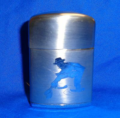 Vintage Ronson Windlite Fishermans Lighter Nice Take a LOOK !!!!!!!!!!!!!!!!!!!!