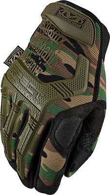 Mechanix Wear - Tactical gloves - Multi Purpose - Gloves -  Dark Camo