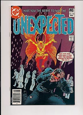 The Unexpected #198 NM- 9.2 High Grade, DC Bronze Age Horror