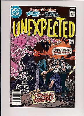 The Unexpected #199 VF/NM, High Grade, DC Bronze Age Horror