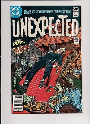 The Unexpected #208 VF/NM, High Grade, DC Bronze Age Horror