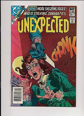 The Unexpected #215 VF/NM, High Grade, DC Bronze Age Horror