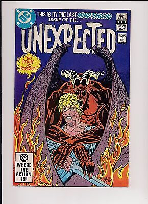 The Unexpected #222 VF/NM, High Grade, DC Bronze Age Horror, Last Issue