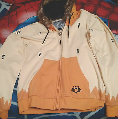 Clandestine Industries Lion Hoodie M Limited Edition RARE NEW