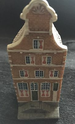 Canal House Amsterdam Miniature Collectible #5 In Series