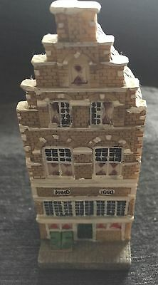 Collectible Canal House Amsterdam #4 House 1668