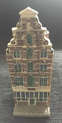 Collectible Canal House Amsterdam #2 in Series