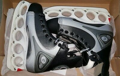 Graf Super Ice Hockey Skates Model Super 103 t-blade Adult Men 40 / 7 NEW