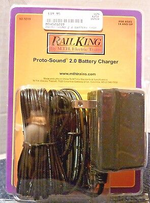 MTH Rail King Proto-Sound 2.0 Battery Charger 50-1019 - New