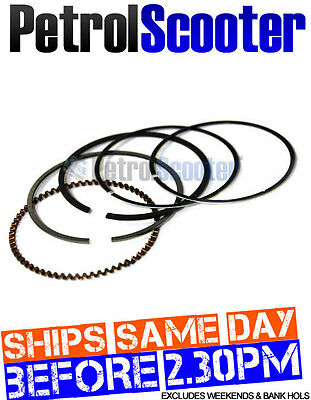 50cc Piston Ring Set Fits Baotian BT49QT 9 Pulse Scout Speedy 50 Jmstar   Others