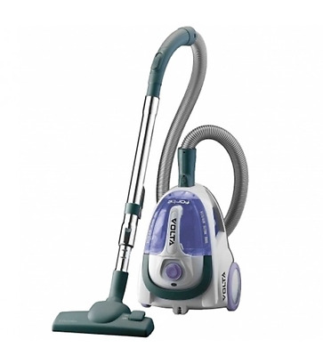 New Volta 1600W Forte Cyclonic Bagless Vacuum Carpet Cleaner