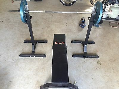 Weights Free Weights Home Gym Bench Press