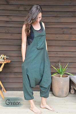 Funky Unisex Overalls,Pure Cotton Overalls,Handmade Maternity Trousers