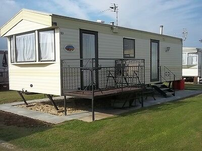 Static caravan/to let/ hire/rent in ingoldmells  10TH APRIL-14TH